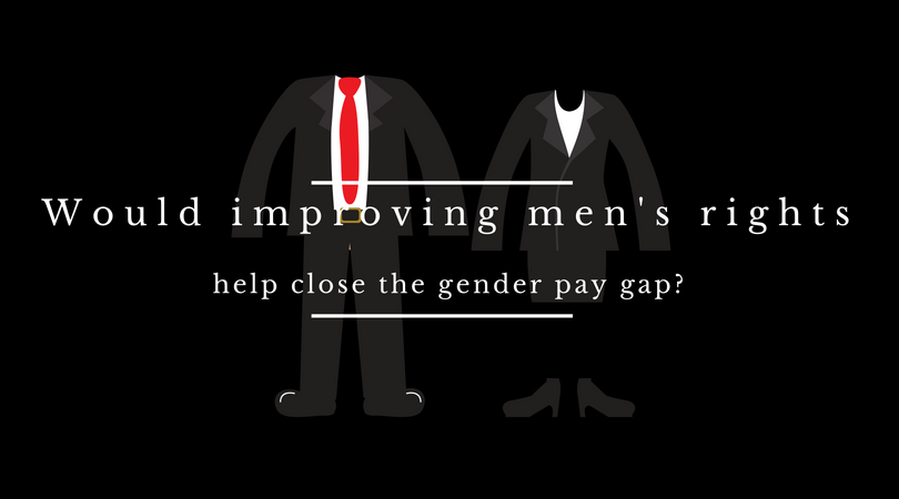 Gender Pay Gap, Focussing on Men