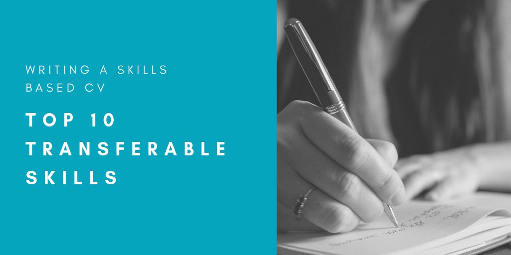 top 10 transferable skills