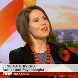 Jessica Chivers, Author and Psychologist