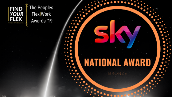 Bronze National Award - SKY