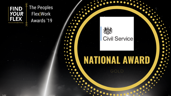 Gold Award National Civil