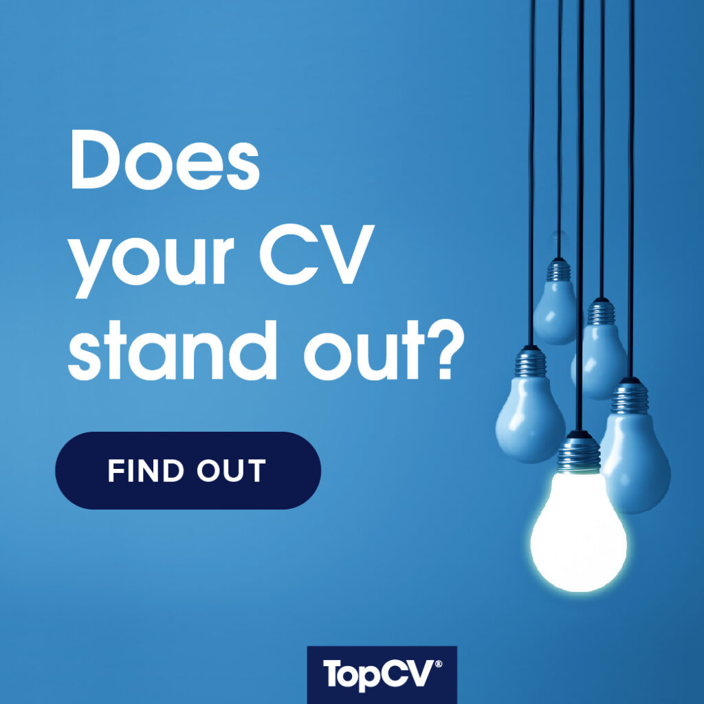 Free CV Review from Top CV
